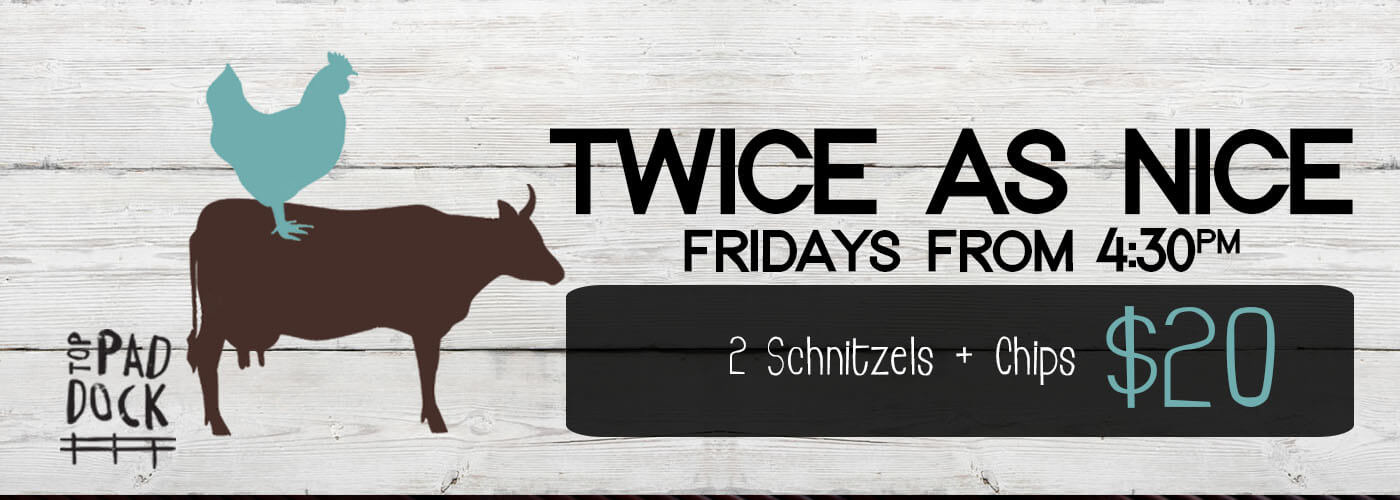 Twice as Nice Fridays Highlander Hotel