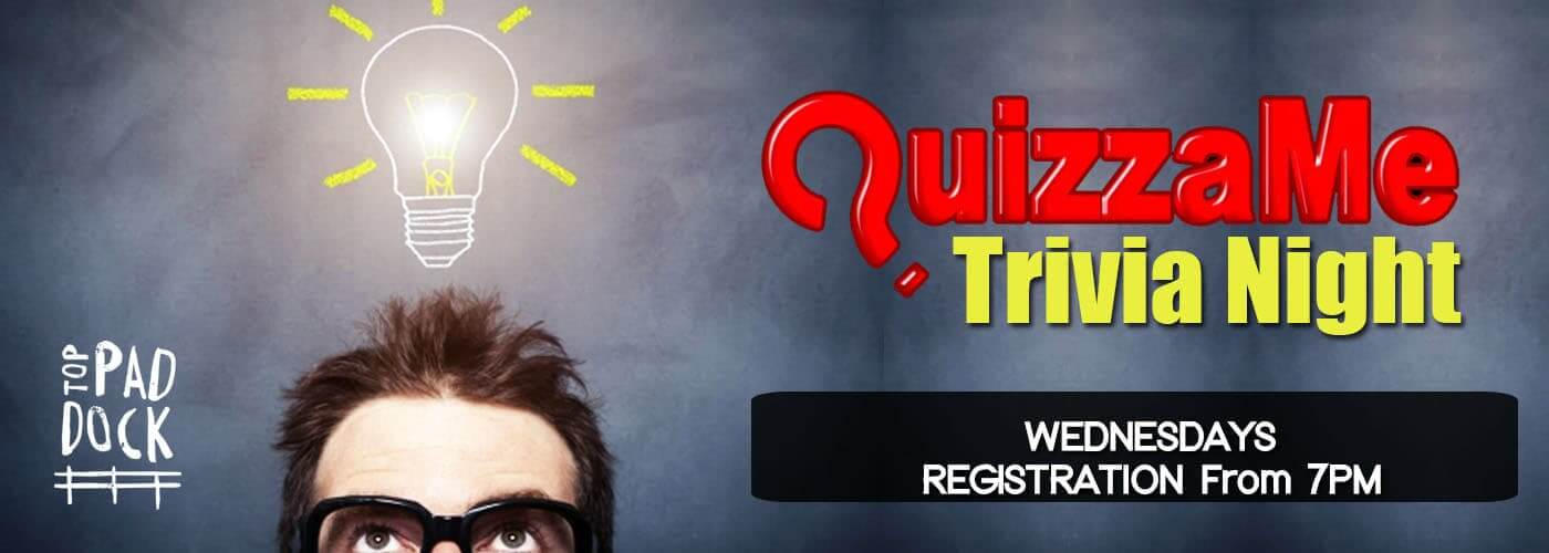 Quizzame Trivia Night - Wednesday - Highlander Hotel